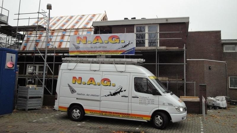 Vastgoedonderhoud N.A.G. bus