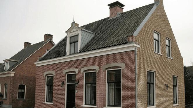 Dijkwoning te Papendrecht