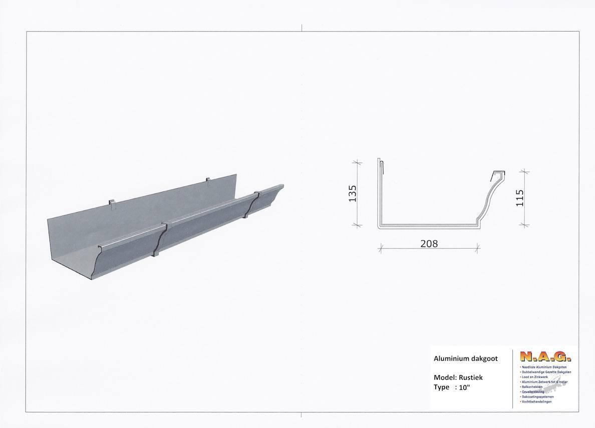 N.A.G. 10-inch