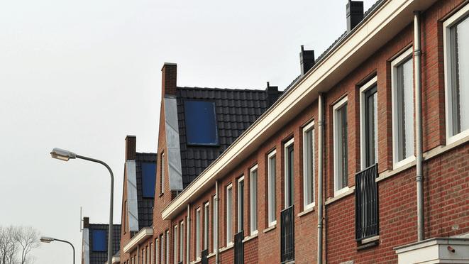 Havenkwartier fase 1 te Katwijk